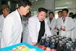 Nhà lãnh đạo Triều Tiên thăm cơ sở quân đội