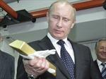 Vì sao Nga mua một lượng vàng cực lớn trong quý 3/2014?