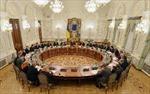 Ukraine đề nghị tòa ra phán quyết về luật thanh lọc