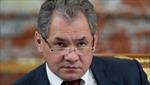 Bộ trưởng Quốc phòng Nga thăm Trung Quốc