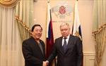 Việt Nam và LB Nga thúc đẩy hợp tác lao động