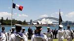 """Australia, Pháp tăng cường """"mối liên kết lịch sử và quan hệ kinh tế"""""""