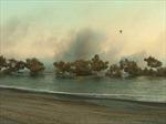 Gần 2.000 binh sĩ Hàn Quốc hối hả tập trận với tàu đổ bộ