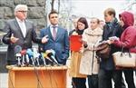 """Ukraine muốn đàm phán về """"lãnh thổ trung lập"""""""