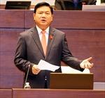 Bộ trưởng Đinh La Thăng trả lời thẳng thắn, giải pháp cụ thể