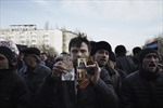 Chuyến du lịch cắt qua cuộc khủng hoảng Ukraine