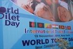 Khai mạc 'Lễ hội nhà vệ sinh quốc tế'