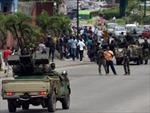 Binh sĩ Côte d'Ivore biểu tình đòi lương bị nợ