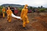 Dịch Ebola lan mạnh ở Sierra Leone