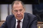 Ngoại trưởng Nga đề cao quan hệ Nga-Trung