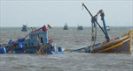 9 thủy thủ Việt Nam gặp nạn được đưa về nước