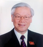 Tổng bí thư Nguyễn Phú Trọng trả lời phỏng vấn hãng thông tấn Tass