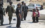 Israel đã giam giữ hơn 10.000 trẻ Palestine