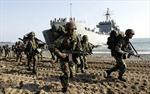 Hàn Quốc tập trận bắn đạn thật gần hải giới liên Triều