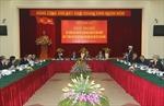 Nguyên lãnh đạo Đảng, Nhà nước góp ý các dự thảo Văn kiện Đại hội XII