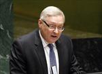 Nga: Thỏa thuận hạt nhân Iran cần nghị quyết của LHQ