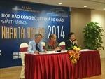 22 sản phẩm CNTT lọt chung khảo Nhân tài Đất Việt 2014