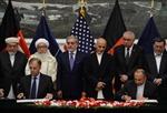 Hạ viện Afghanistan cho phép Mỹ và NATO duy trì quân