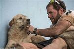 Chú chó lạc đường tham gia cuộc đua xuyên rừng Amazon