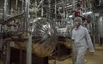 Iran đã cắt giảm urani dạng khí