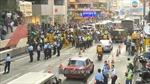 Cảnh sát Hong Kong ra tay giải tỏa đường phố Mong Kok