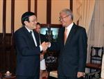 Chủ tịch nước tiếp Đại sứ Bangladesh chào từ biệt