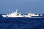 Nhật Bản phản đối tàu Trung Quốc xâm nhập vùng biển