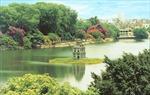 Vẫn xây Trung tâm thông tin văn hóa Hồ Gươm