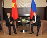 Truyền thông Nga đánh giá cao kết quả cuộc hội đàm Việt-Nga