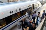 Trung Quốc làm thêm nhiều dự án đường sắt