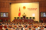 Kỳ họp thứ 8 Quốc hội khóa XIII: Ấn tượng 'Diên Hồng'