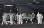 Thêm 200 người tử vong vì Ebola trong tuần qua