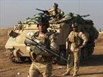 An ninh Iraq phá vòng vây IS ở tỉnh Diyala