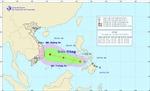 Đêm nay áp thấp nhiệt đới vào Biển Đông