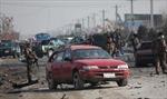 Đánh bom liều chết nhằm vào xe của Đại sứ quán Anh tại Afghanistan