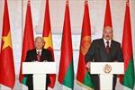 Việt Nam và Belarus ra tuyên bố chung