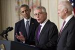 Bộ trưởng Quốc phòng từ chức, cơ hội tốt cho Tổng thống Mỹ