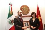 Việt Nam là chính sách ưu tiên hướng về châu Á-TBD của Mexico