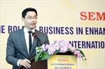 Giám đốc điều hành Diễn đàn Kinh tế TG thăm Việt Nam