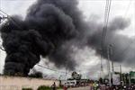 Chập điện khiến hàng trăm thiết bị của người dân bị cháy