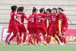 Đại hội TDTD toàn quốc VII: Hà Nam vô địch bóng đá nữ