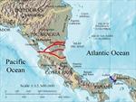 Quân đội Nicaragua ủng hộ Trung Quốc xây kênh đào