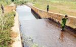 4 học sinh chết đuối tại máng nước đập tràn