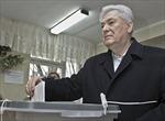 Bầu cử quốc hội Moldova: Đảng cánh tả dẫn phiếu
