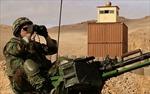 Tango 10–tháp canh gác ngăn chặn IS ở Liban