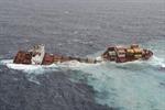 Tàu cá Hàn Quốc chở 62 người đắm ngoài khơi bờ biển Nga