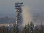 Ukraine cáo buộc đặc nhiệm Nga tham gia tấn công sân bay Donetsk