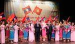 Đoàn nghệ thuật Quốc gia Lào biểu diễn tại Việt Nam
