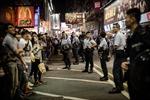Trưởng Đặc khu Hong Kong bác đề nghị đàm phán
