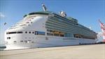 Siêu tàu du lịch Mỹ đưa du khách đến Phú Quốc